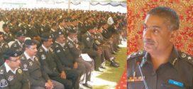 DIG PHP Ghulam Mehmood Dogar appreciates the performance of Bahawalpur region